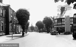 Church Street 1959, Chirk