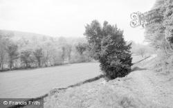 Chirk, Glyn Road 1939