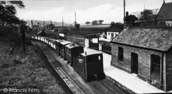 Glyn Valley Railway 1931, Chirk