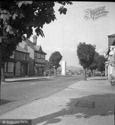 Memorial Corner 1953, Chirk