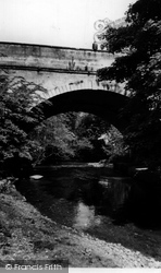 Telford's Bridge 1959, Chirk