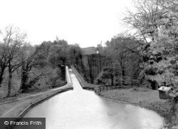 Chirk, The Aqueduct 1939