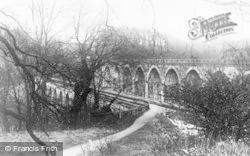 Chirk, The Aqueduct c.1930