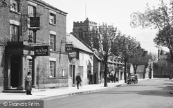 Chirk, The Hand Hotel 1939