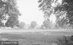 Chirk, The Recreation Ground 1953