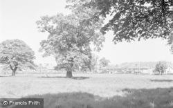 Chirk, The Recreation Ground 1959
