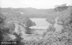 Chirk, The River 1936