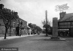 Chirk, The Village 1939