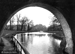 View From The Tunnel 1939, Chirk