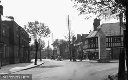 Chirk, Village 1939