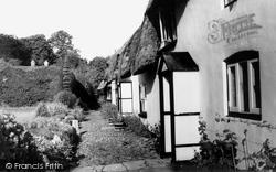Chiseldon, Canney Cottage c.1960