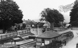 Chiseldon, Station 1914