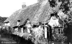 Chiseldon, The Canney c.1960