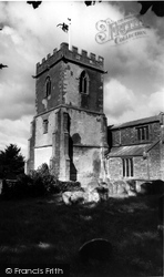 Chiseldon, The Church c.1960