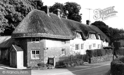 Chiseldon, The Old Pike House c.1960