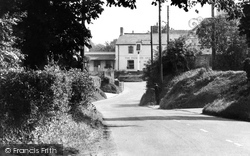 Chiseldon, The Patriots Arms c.1960
