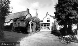Chiseldon, The Post Office c.1960