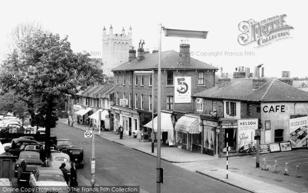 Chislehurst High Street C 1960 Francis Frith