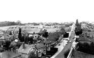Chislehurst, Red Hill c1960