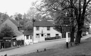 Chislehurst, the Ramblers Rest c1955