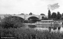 Chiswick, Bridge 1961