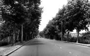 Chiswick, Chertsey Road c1960