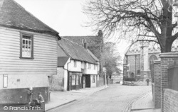 Chiswick, Church Street 1925