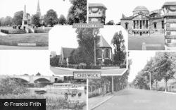 Chiswick, Composite c.1960