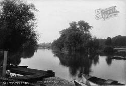 Chiswick, Eyot 1899