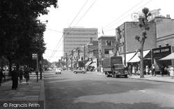 Chiswick, High Road 1961