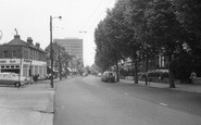 Chiswick, High Road 1961