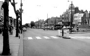Chiswick, High Road c1955