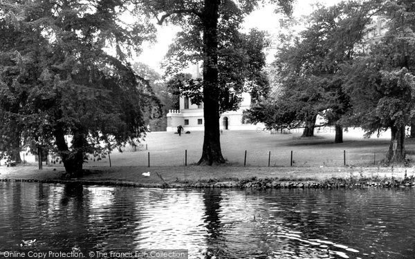Photo of Chiswick, The House And Grounds c.1960