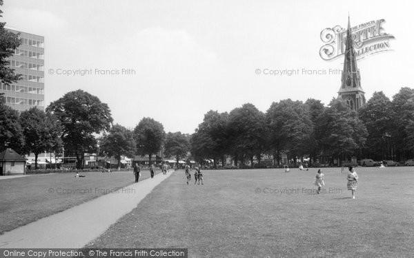 Photo of Chiswick, Turnham Green 1961