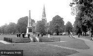 Chiswick, Turnham Green 1961