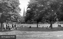 Turnham Green c.1960, Chiswick