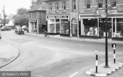 Chobham, Benham's Stores Ltd c.1960