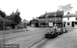 Benhams Corner c.1965, Chobham