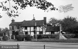 Chobham, Cannon Cottage c.1955