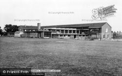 County Secondary School c.1960, Chobham