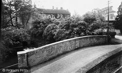 Chobham, Emmetts Mill, Mimbridge c.1960