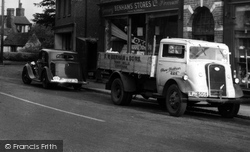 Chobham, Fordson Lorry c.1955