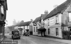 Chobham, High Street c.1955