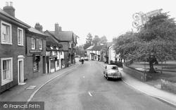 Chobham, High Street c.1960