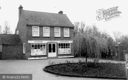 Chobham, Post Office c.1960