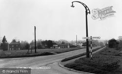 Chobham, The Common c.1960
