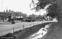 Chobham, Windsor Road c.1955