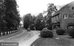Chobham, Windsor Road c.1960