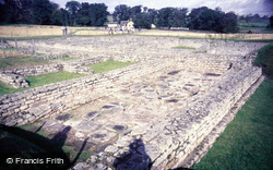 Chesters Roman Fort 1986, Chollerford
