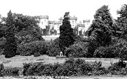 Example photo of Cholmondeley Castle